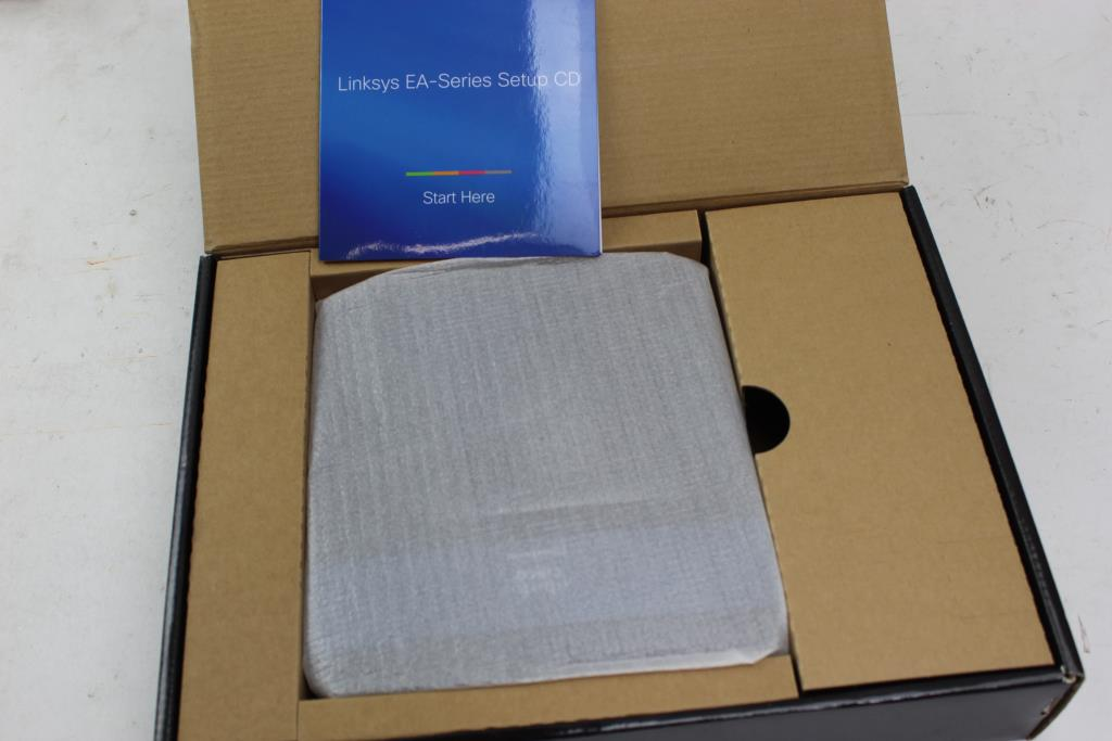 Linksys Smart Wi-Fi Router | Property Room