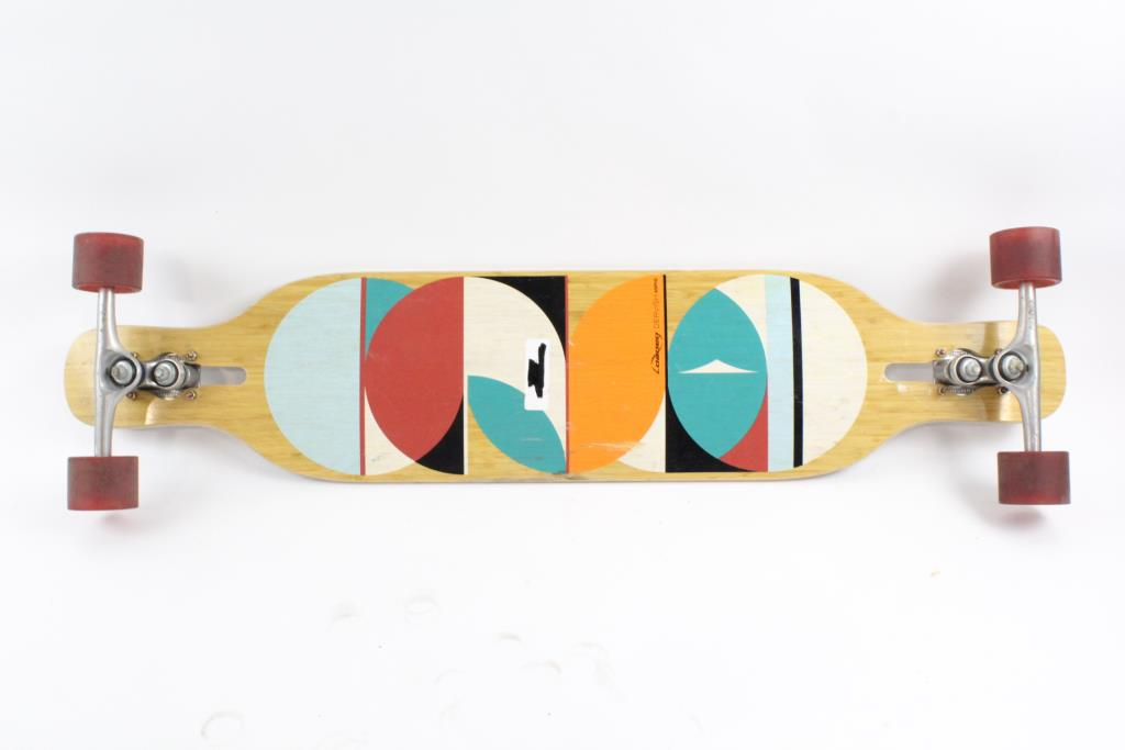Loaded Dervish Sama Skateboard | Property Room