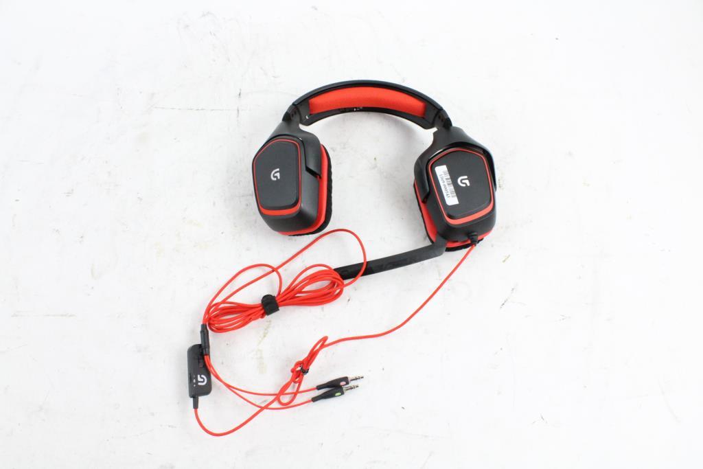 Logitech G230 Stereo Gaming Headset NEW