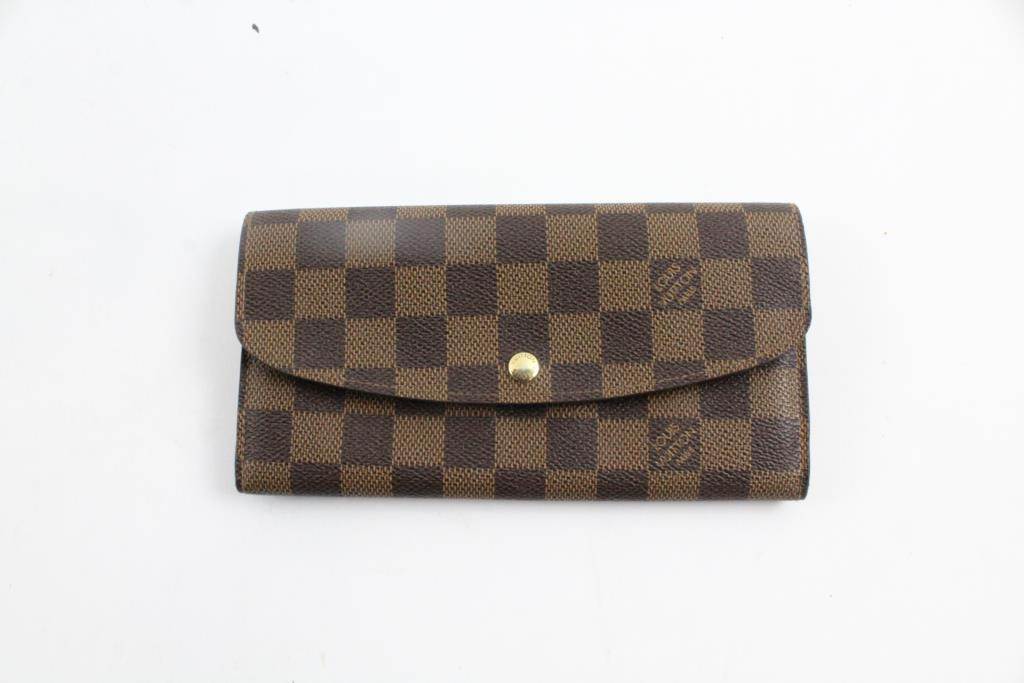 Louis Vuitton Womens Wallet Property Room