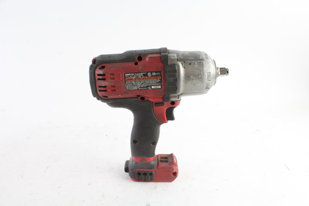 Mac Tools Cordless Impact Wrench | Property Room