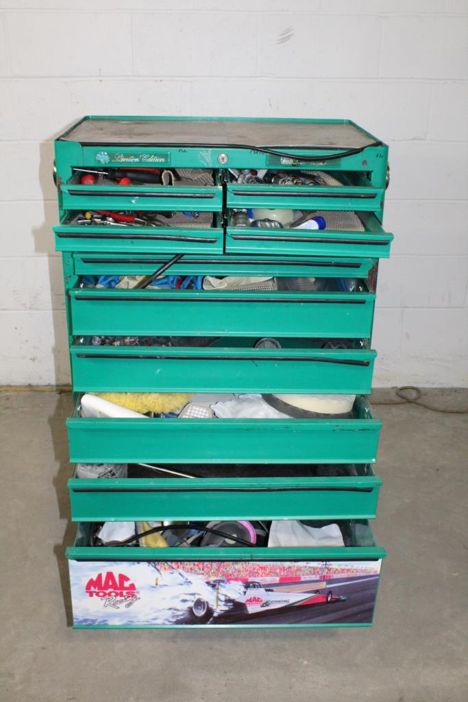 MAC Tools Limited Edition Rolling Tool Chest | Property Room