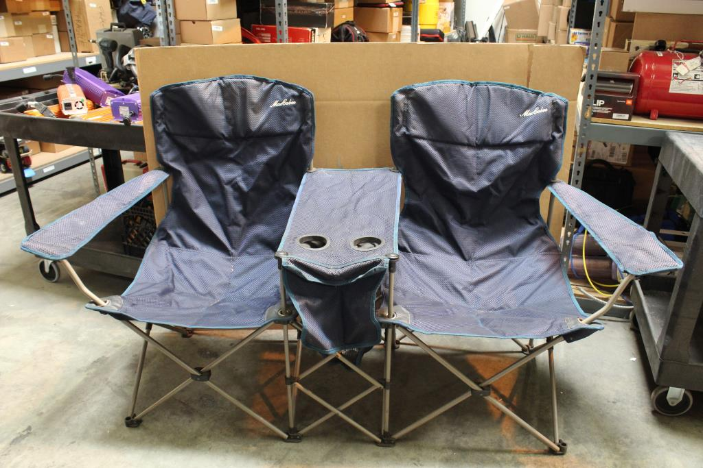 Swell Maccabee Blue Camping Chair Property Room Caraccident5 Cool Chair Designs And Ideas Caraccident5Info