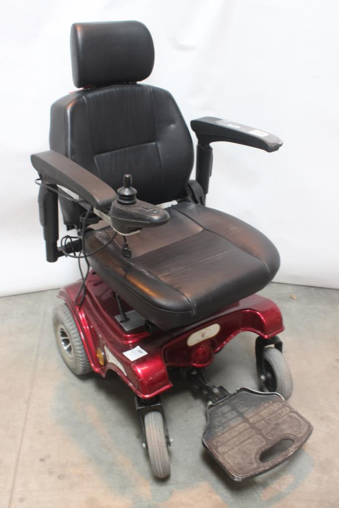 Majors Mobility Liberty 312 Electric Wheelchair Property
