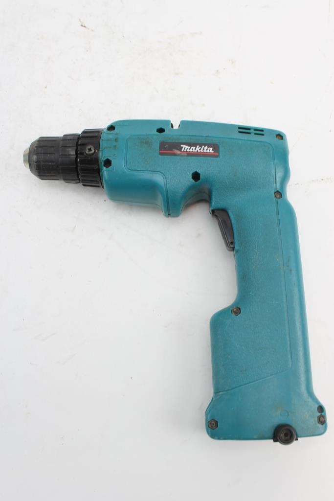 makita cordless driver drill model 6011d