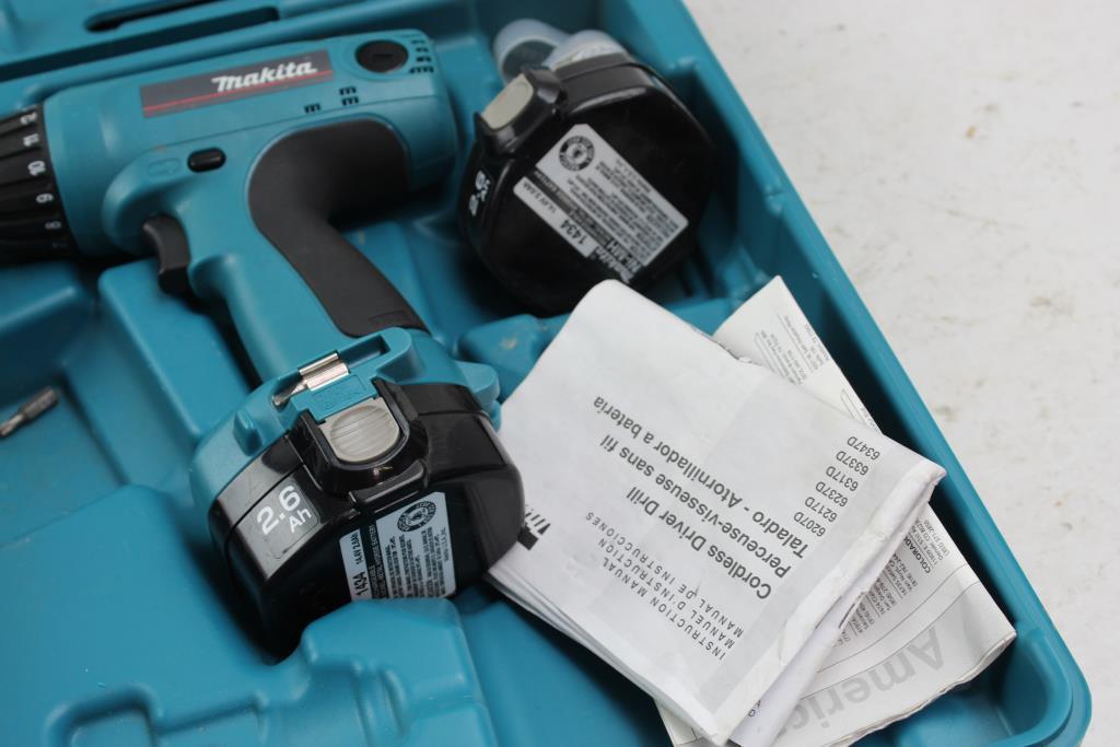 makita cordless driver drill instruction manual