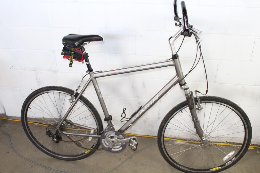 Marin San Rafael Hybrid Bike