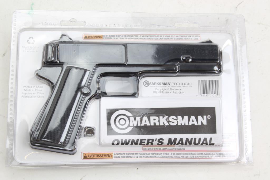 Marksman repeater assembly and dissasembly youtube.