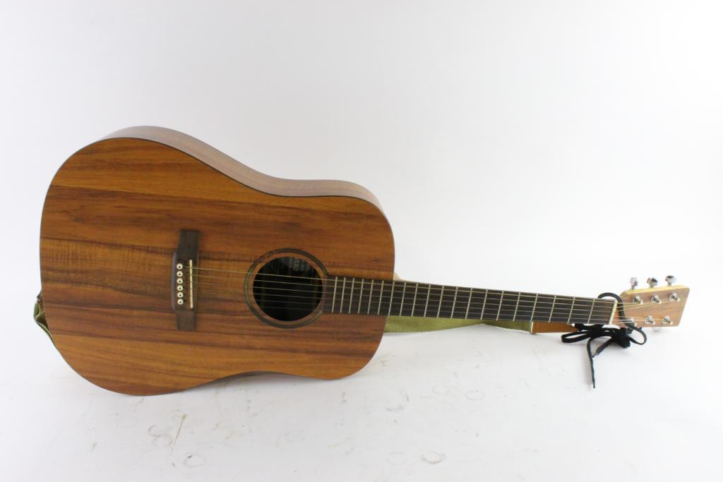 Martin Co Acoustic Guitar Property Room