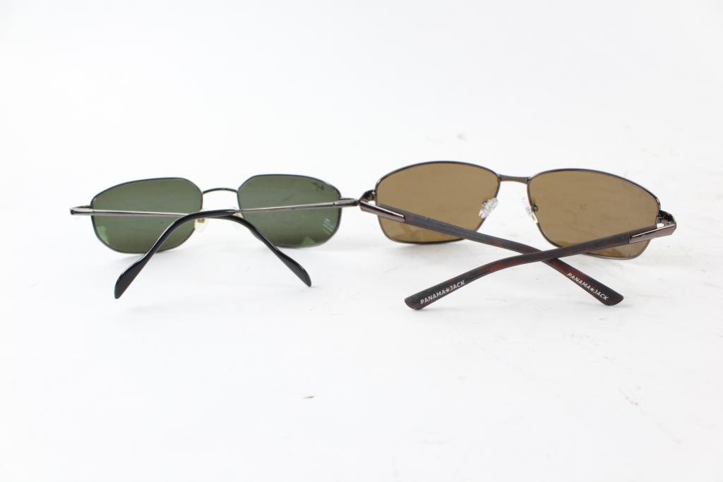 0f6e76dc1c Maui Jim And Panama Jack Sunglasses