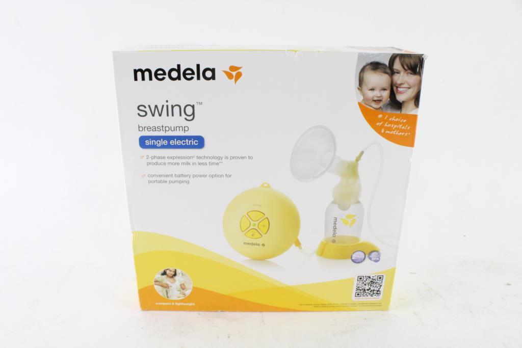 Medela Swing Breastpump Property Room