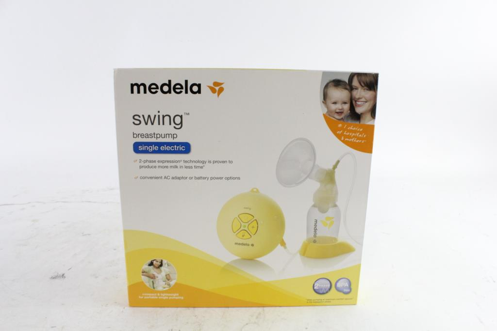 Medela Swing Single Electric Breast Pump Property Room