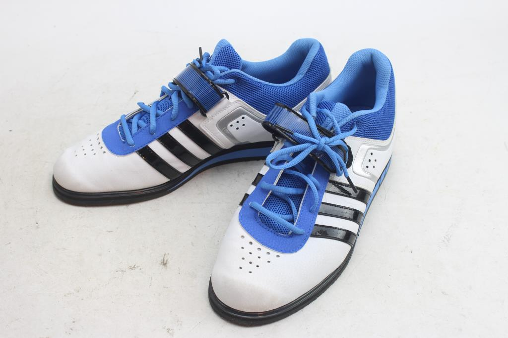f6e8c74da067 ... promo code for mens adidas powerlift 2.0 weightlifting shoes size 13.5  aa404 ce650 ...