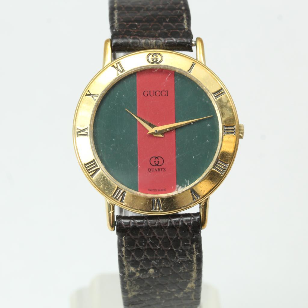 b6b3c247389 Mens Gucci 3000 M Watch