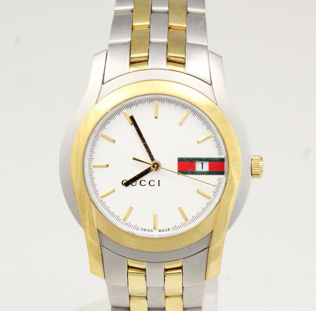 d96c0810891 Men s Gucci 5500XL Watch - Evaluated By Independent Specialist ...