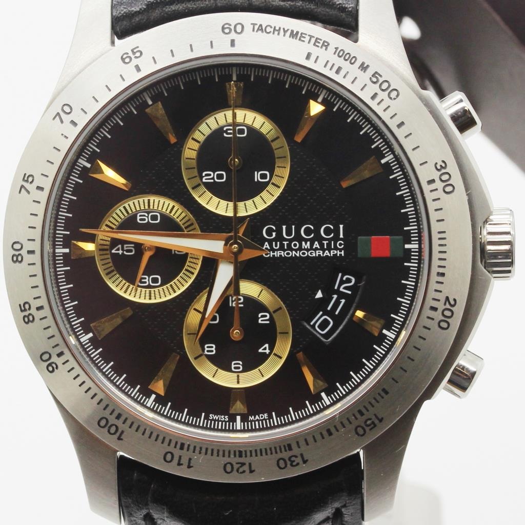 a9ba942585f Men s Gucci Chronograph Watch - New In Box - Evaluated By Independent  Specialist