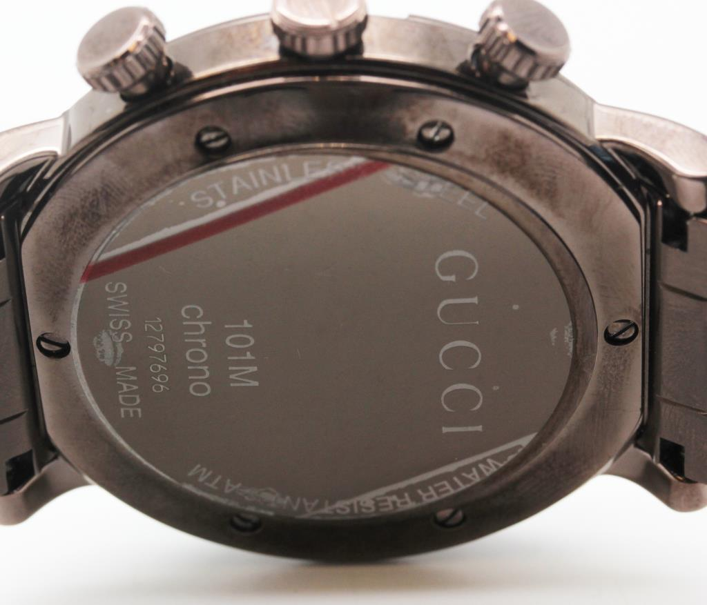 02c0a4bea0c Men s Gucci G-Chrono Watch - New In Box - Evaluated By Independent  Specialist