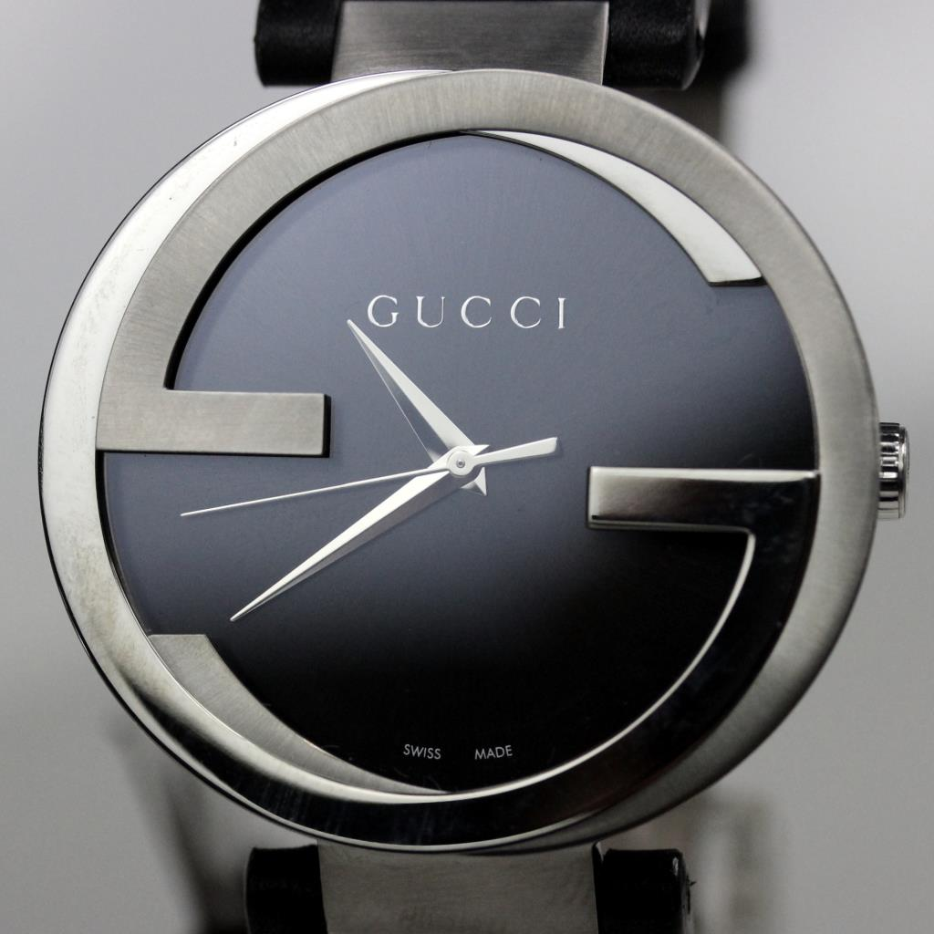 Men S Gucci Interlocking G Watch Evaluated By