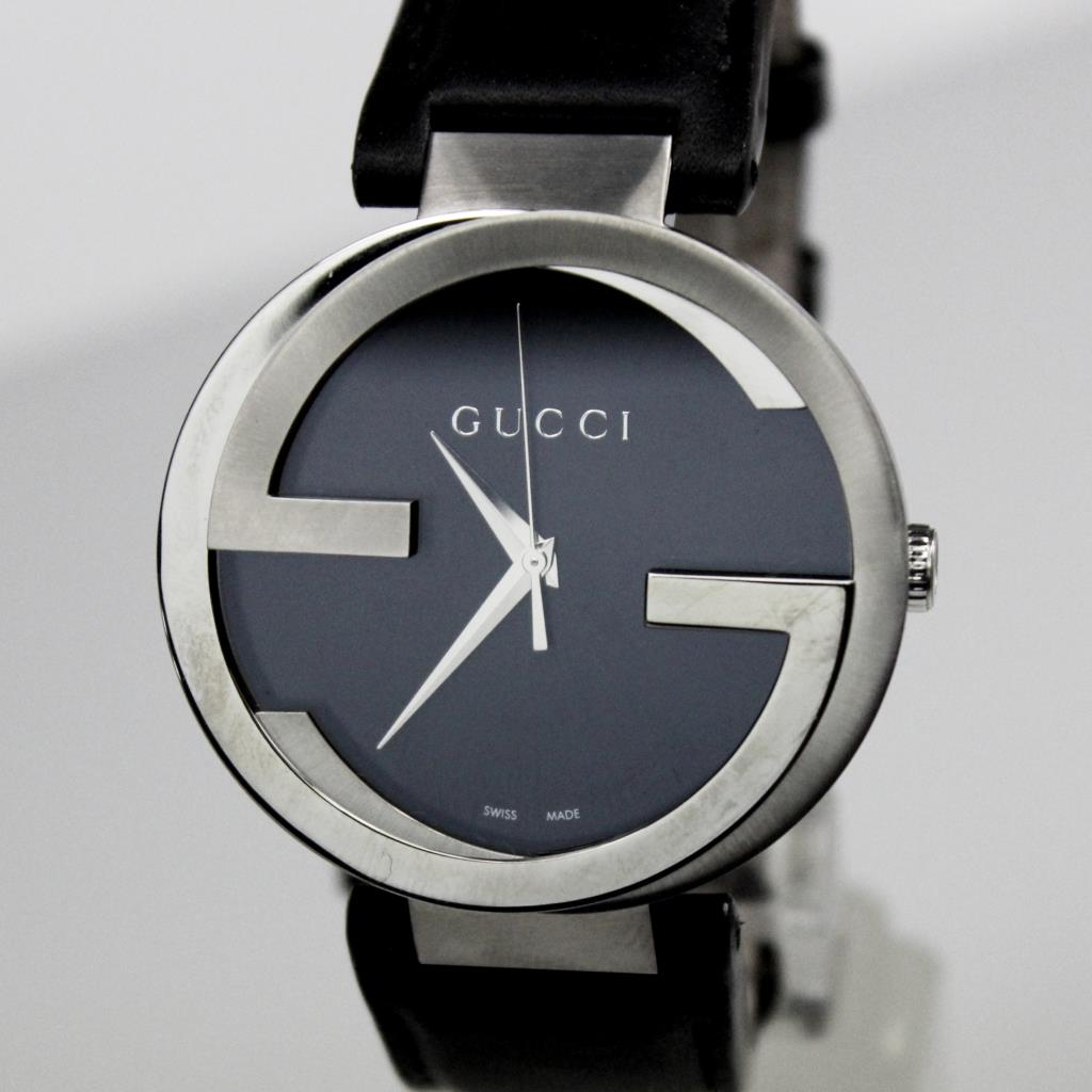 22d103f2646 Men s Gucci Interlocking G Watch - Evaluated By Independent ...