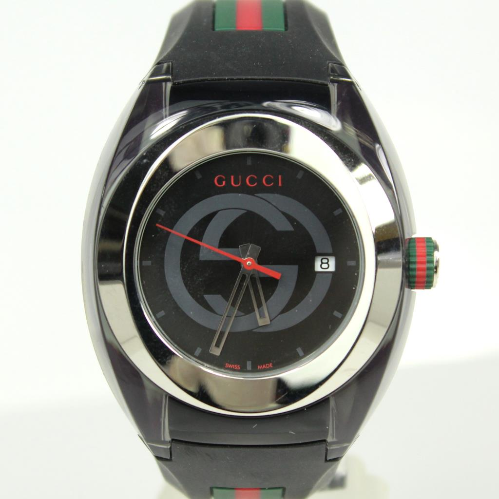 dd819b4e734 Image 1 of 6. Mens Gucci Sync XXL Watch