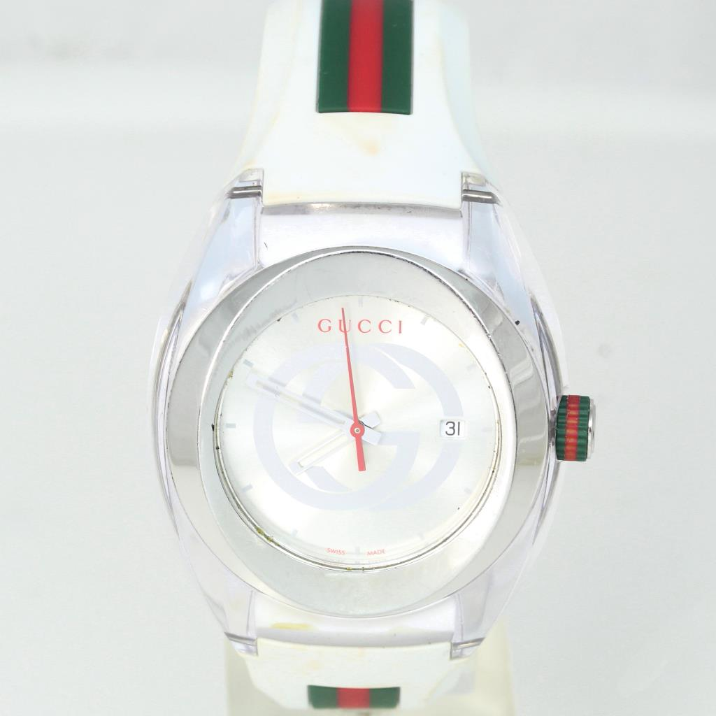 5dbfbc6345c Men s Gucci Sync XXL Watch - Evaluated By Independent Specialist ...