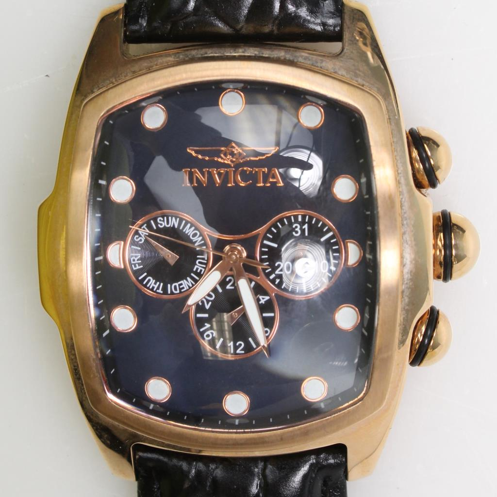 Mens Invicta Lupah Special Edition Watch Property Room