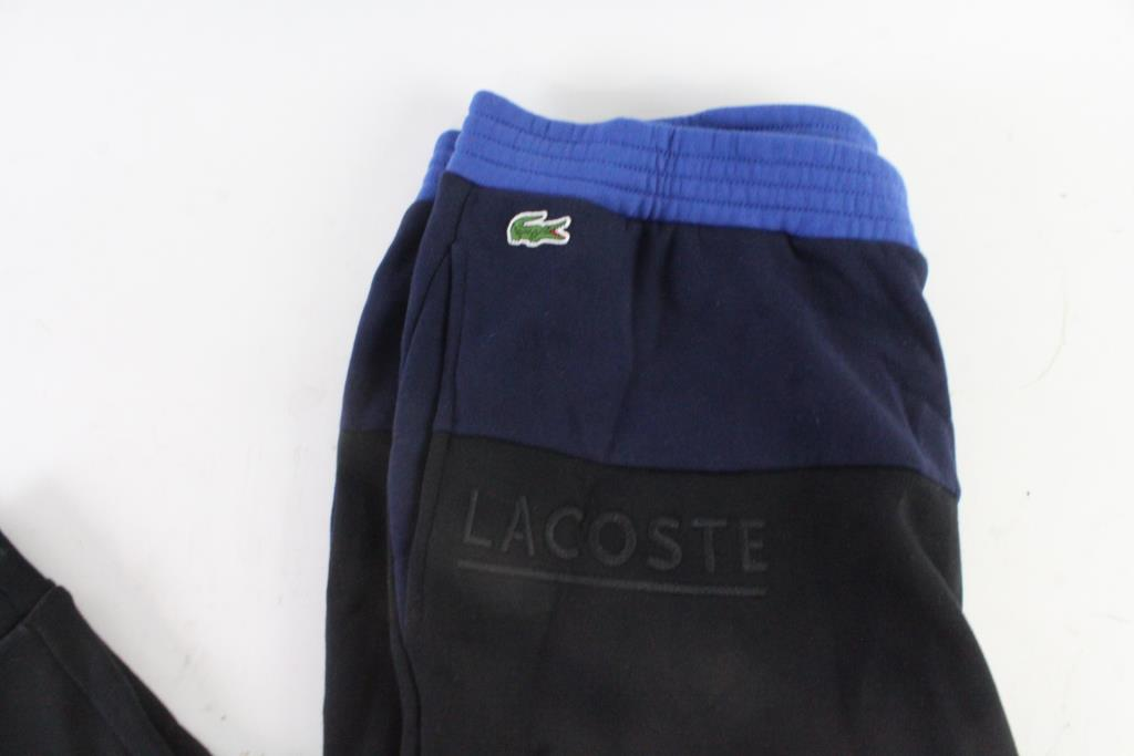 84e9fcffe Mens Lacoste Sweatpants