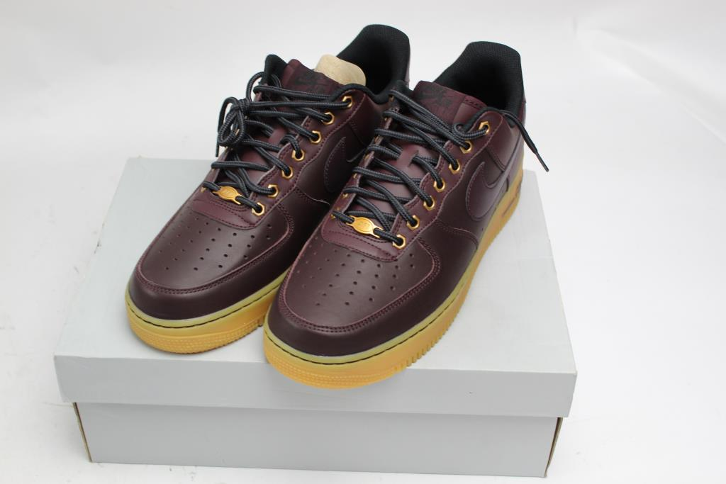 the best attitude 87df9 08fbf Image 1 of 3. Mens Nike Air Force 1 Shoes Size 10