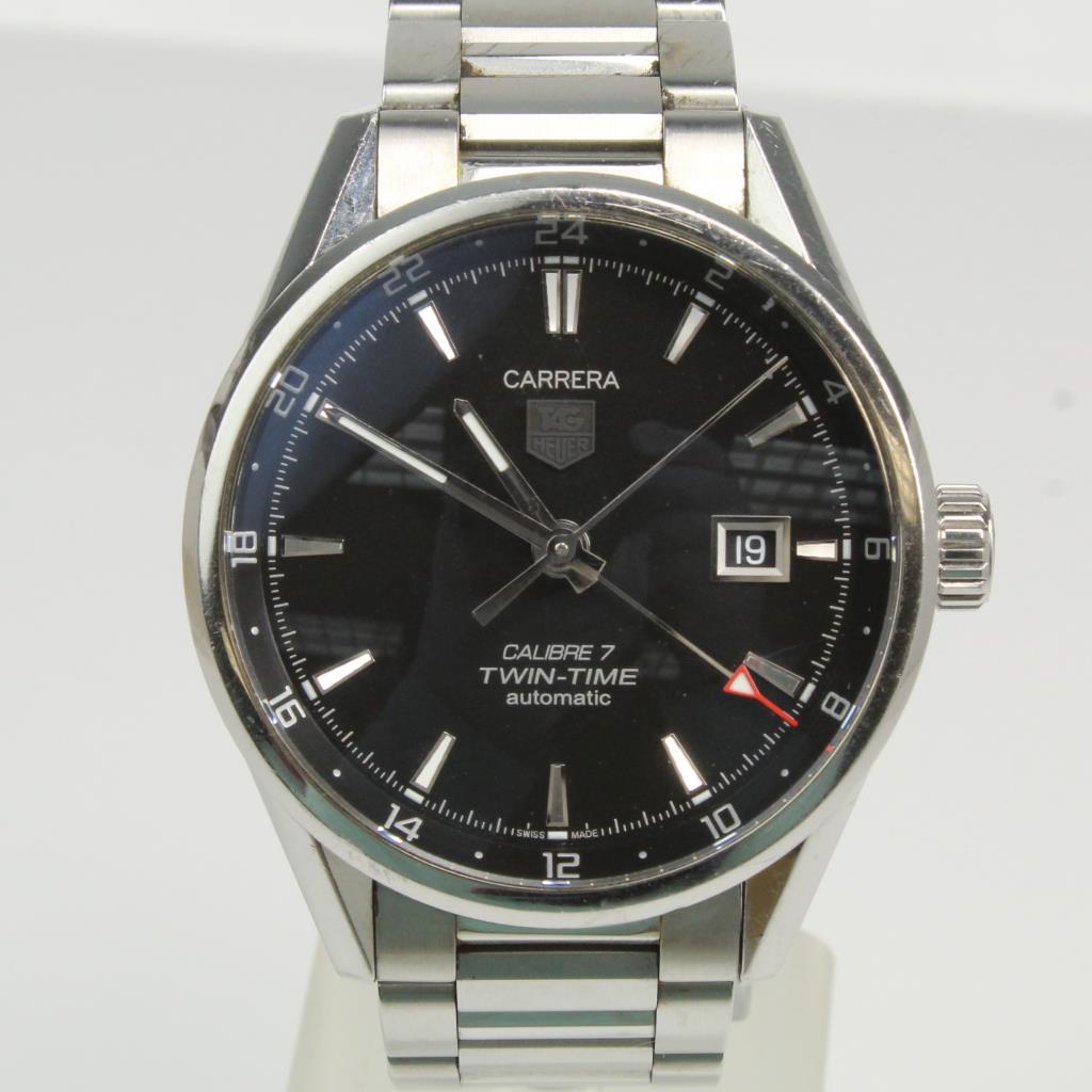 0aaf6cb9c508 Image 1 of 6. Mens Tag Heuer Carrera Calibre Watch