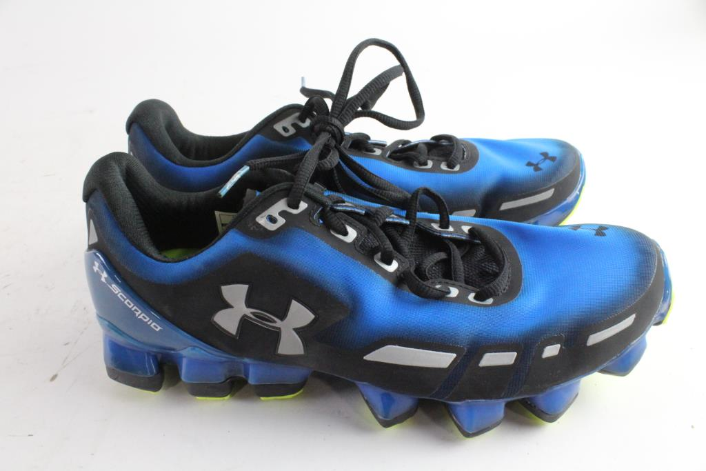 new product 61652 ee5c5 Mens Under Armour Scorpio Running Shoes, Size 8.5 | Property ...