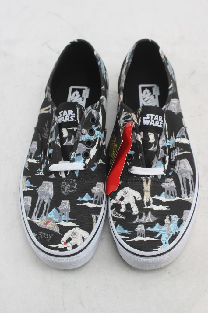 Men S Vans Star Wars Shoes Size 11 Property Room