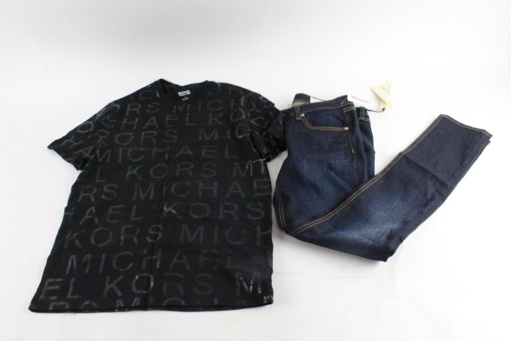 d3d8fcbc939 An image relevant to this listing. Michael Kors And Rag & Bone Clothing  Lot, 2 Pieces