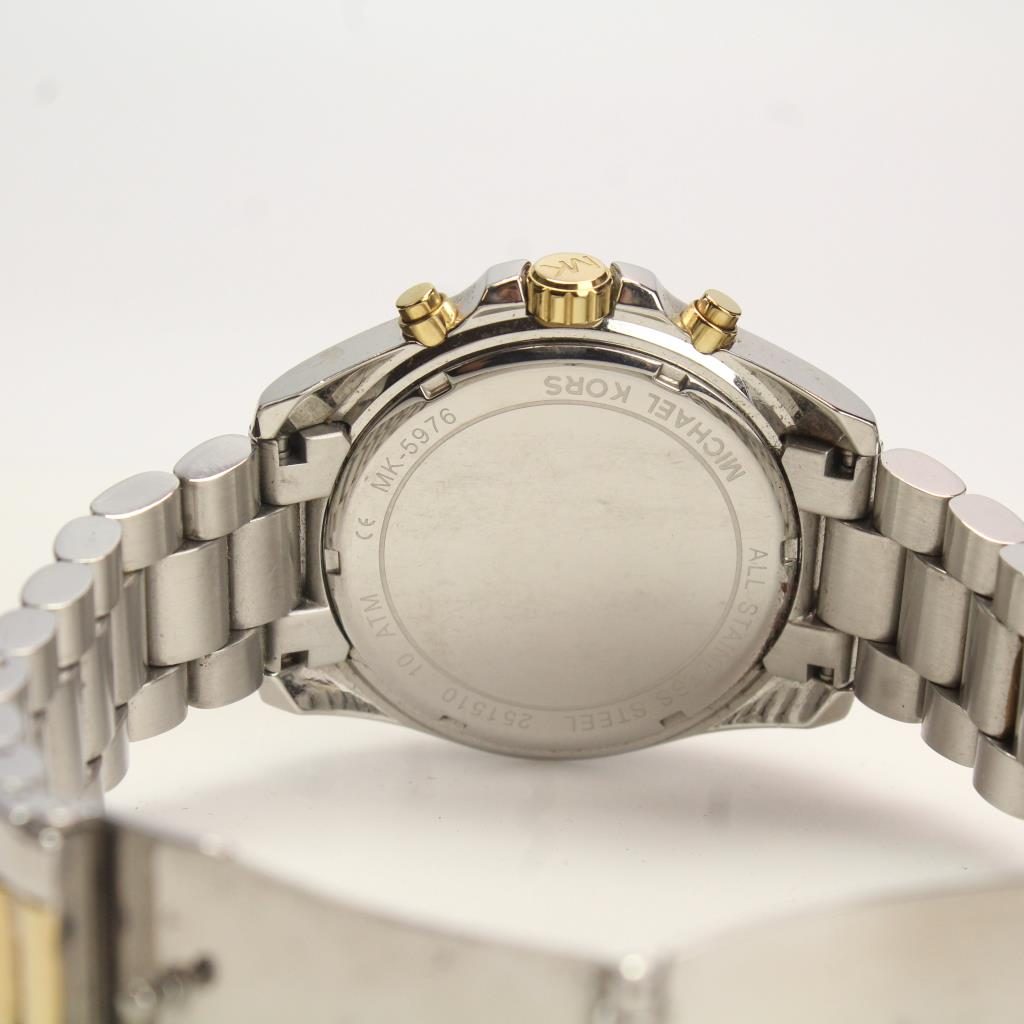 6ea6f76587bb Michael Kors Bradshaw Watch