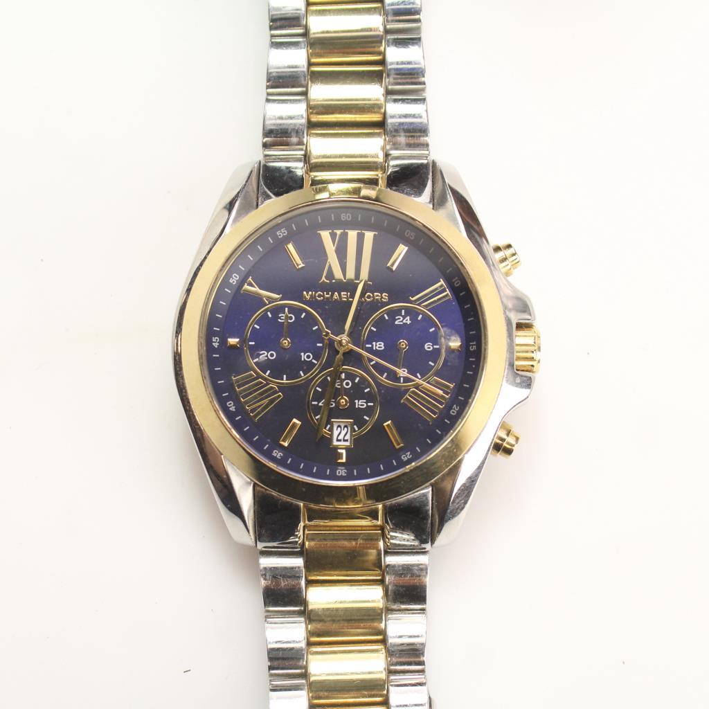 6ea6f76587bb Michael Kors Bradshaw Watch