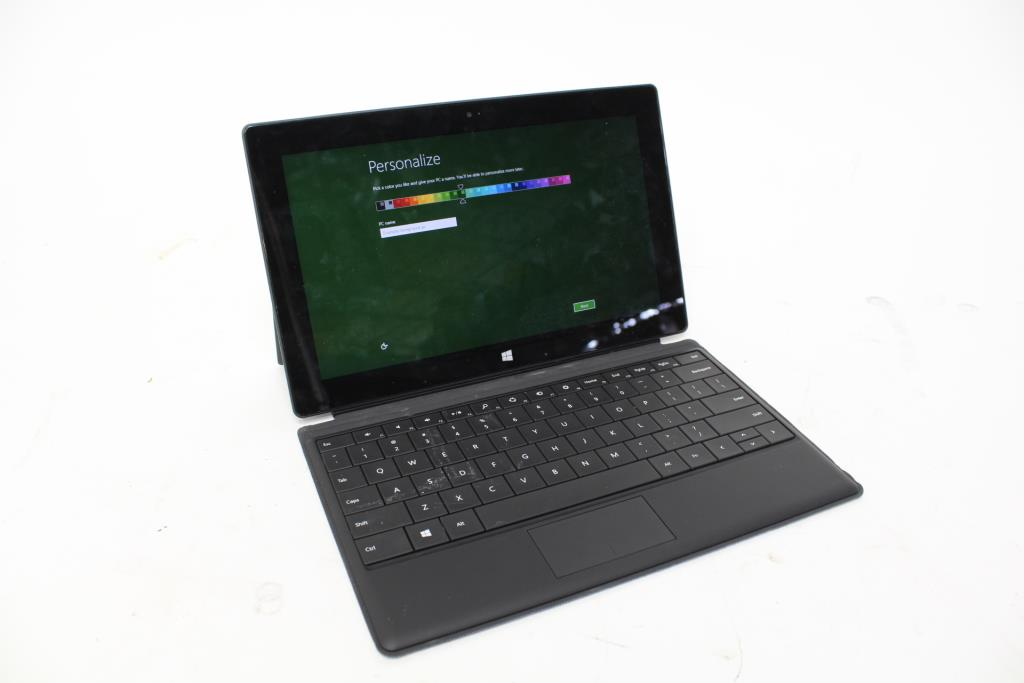 Microsoft Windows RT 1516 Surface Tablet. 64GB | Property Room