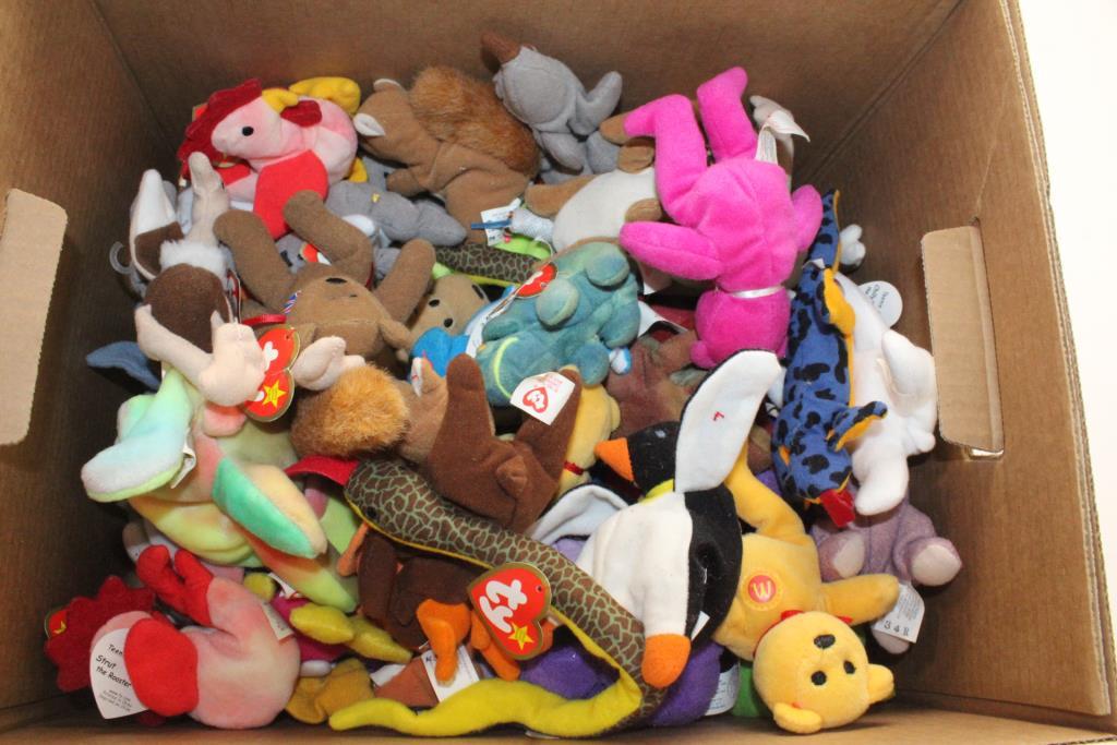 Mini TY Beanie Babies 4b4538977f45