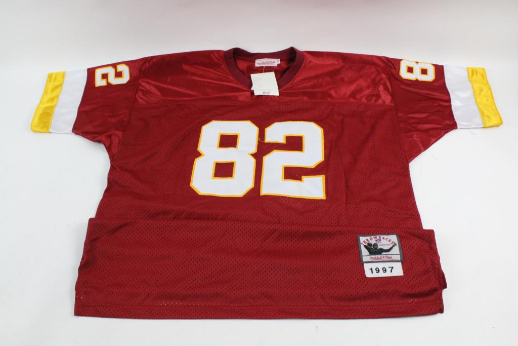 half off 5bf66 9a1b6 Mitchell & Ness NFL Washing Redskins Throwback Jersey, Size ...