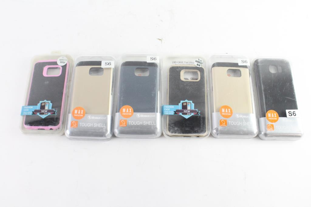 Mobilegear Tough Shell Cell Phone Cases For S6 And More, 6