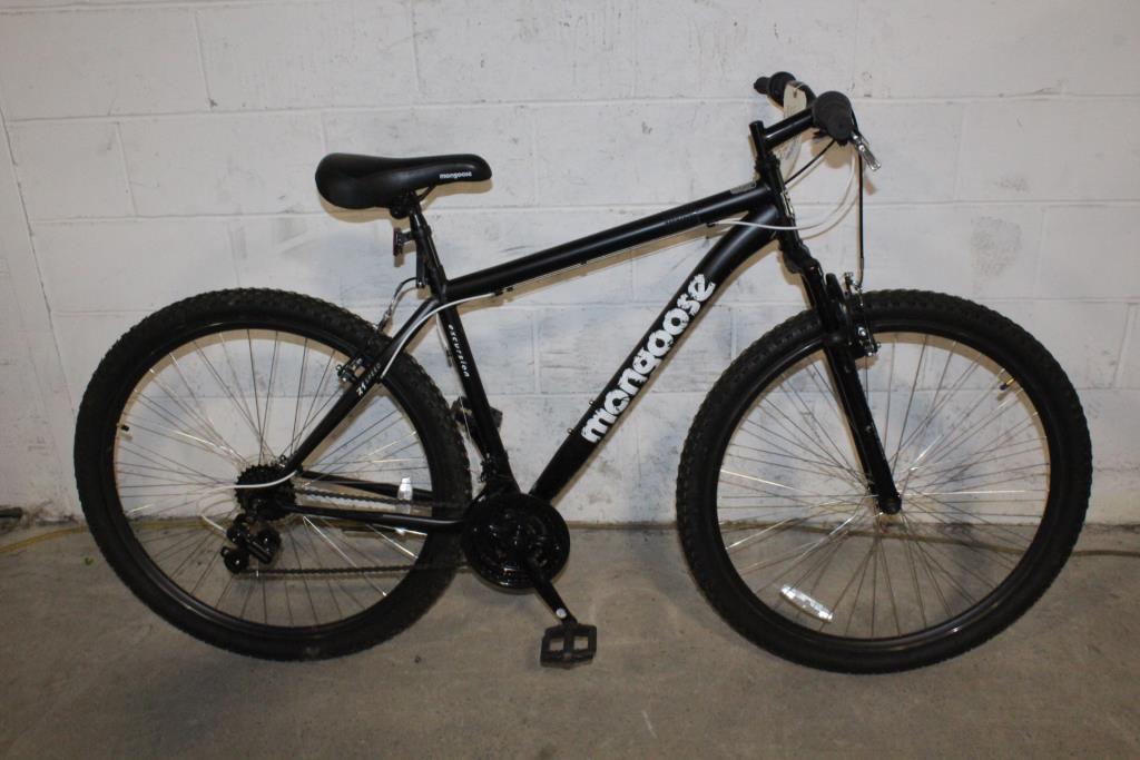 Mongoose Excursion Mountain Bike | Property Room