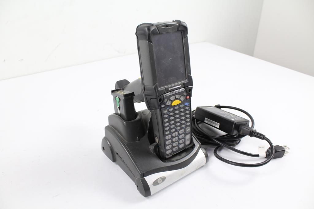 Motorola Mc9090 Symbol Tech Scanner Property Room