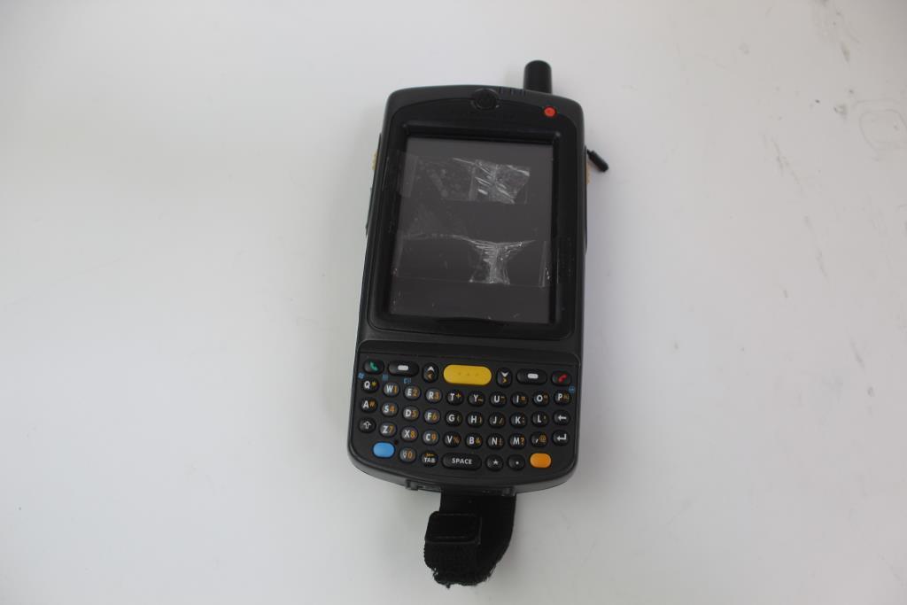 Motorola Symbol Handheld Scanner   Property Room