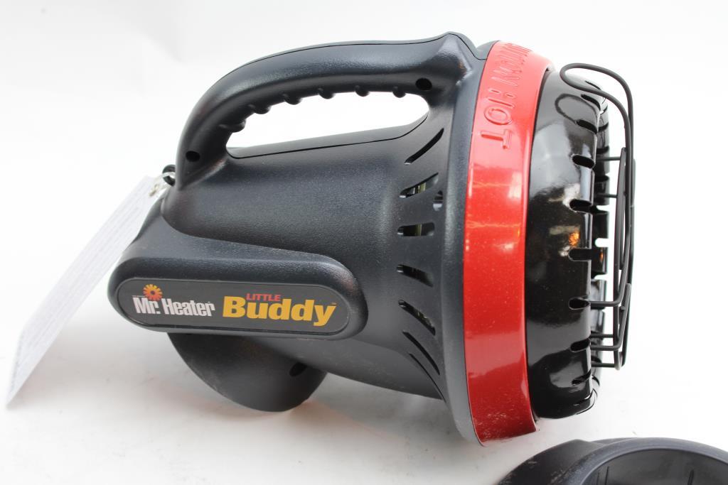 Mr Heater Little Buddy Indoor Safe Propane Heater