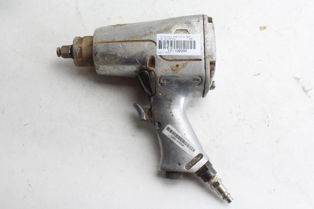 Napa Heavy Duty Air Impact Wrench | Property Room
