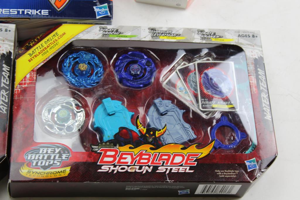Nerf Firestrike Target Toy Beyblade Battle Tops