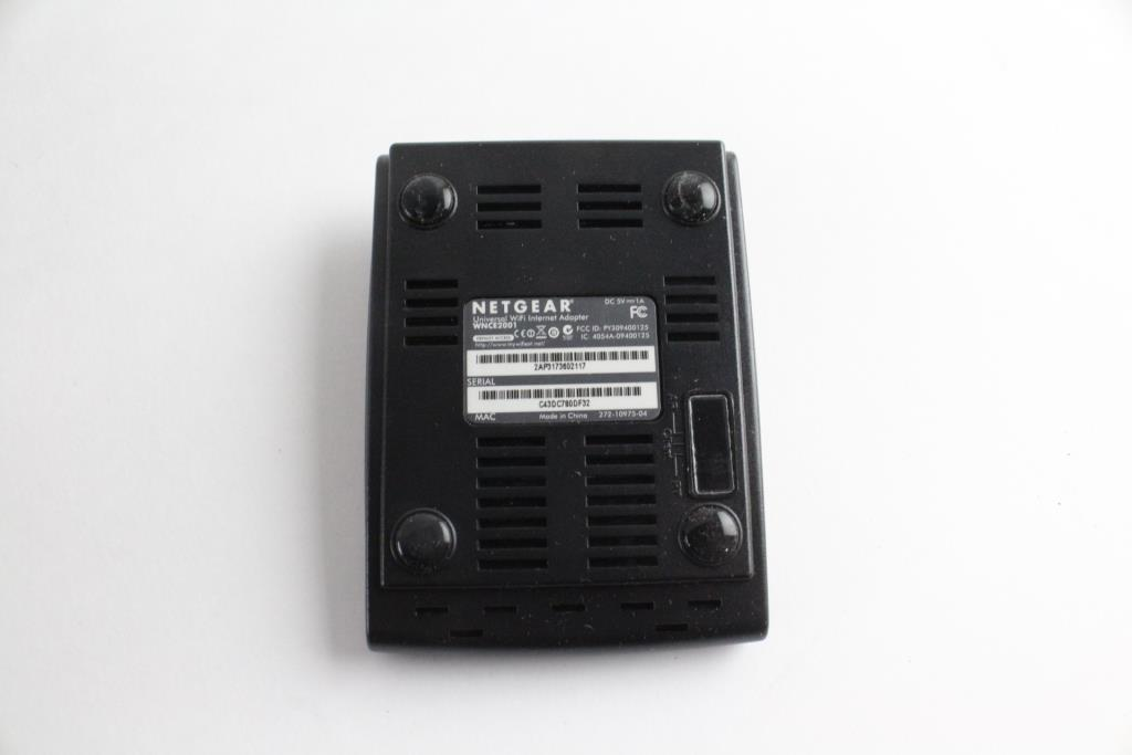 Netgear Universal WiFi Adapter For Smart TV & Blu-Ray | Property Room