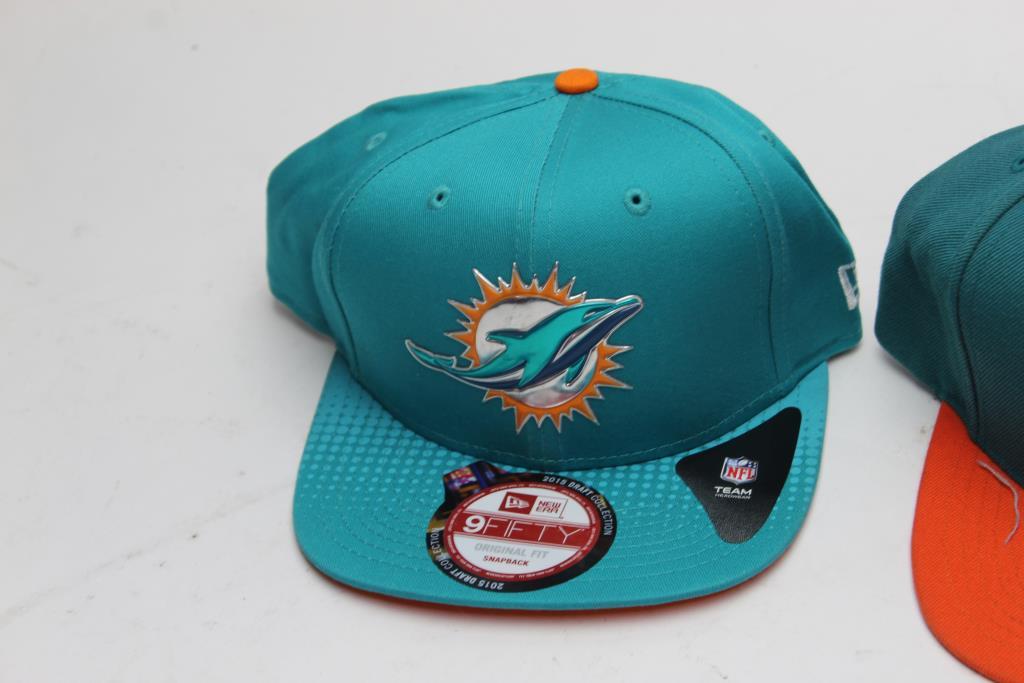 promo code fa9a1 8824e ... cap 9d76d d441e low cost new era and mitchell ness miami dolphins caps  2 pieces 1fc55 175c1 ...