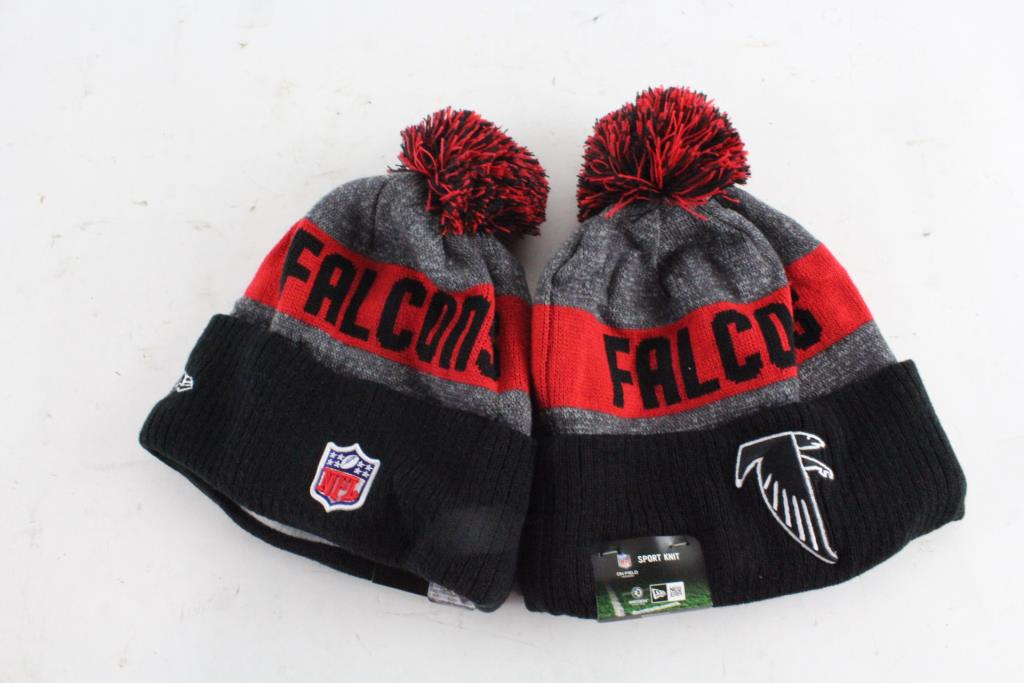 ac3be5a475d An image relevant to this listing. New Era NFL On Field Atlanta Falcons Caps  ...