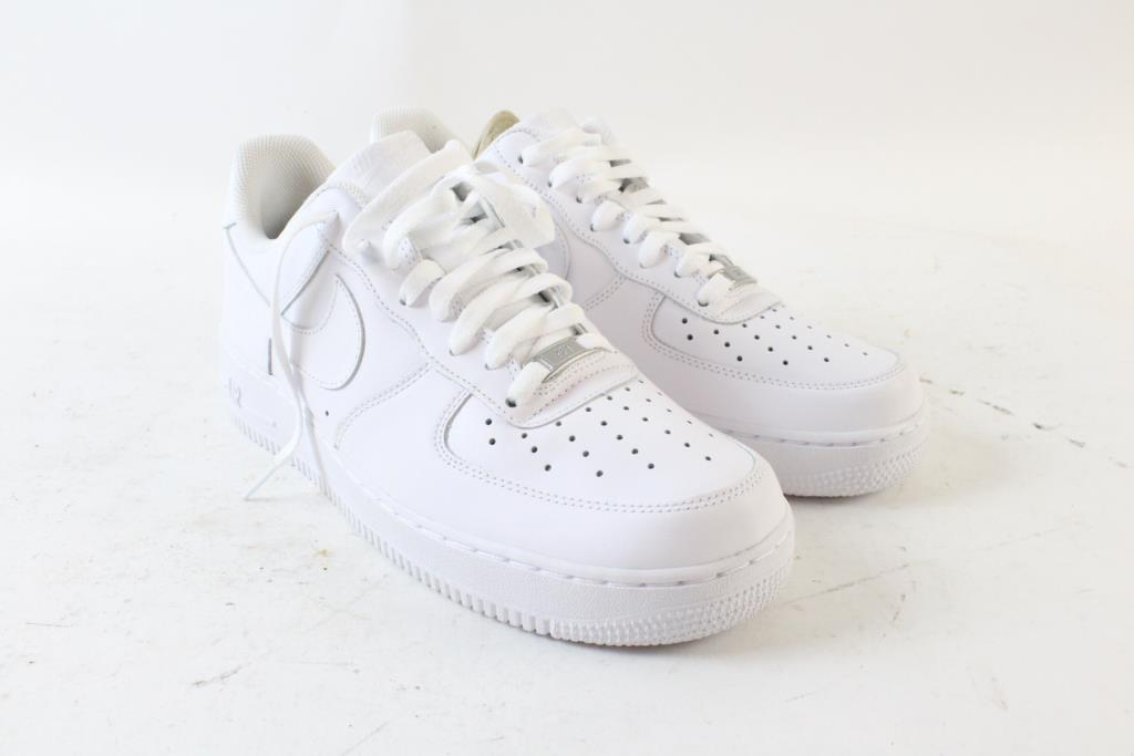 Nike Air Force 1 07 Men's Shoes, Size 11.5 | Property Room