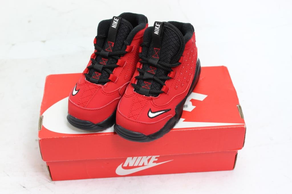 sneakers for cheap 47bf4 82857 Image 1 of 3. Nike Air Griffey Max II Toddler ...
