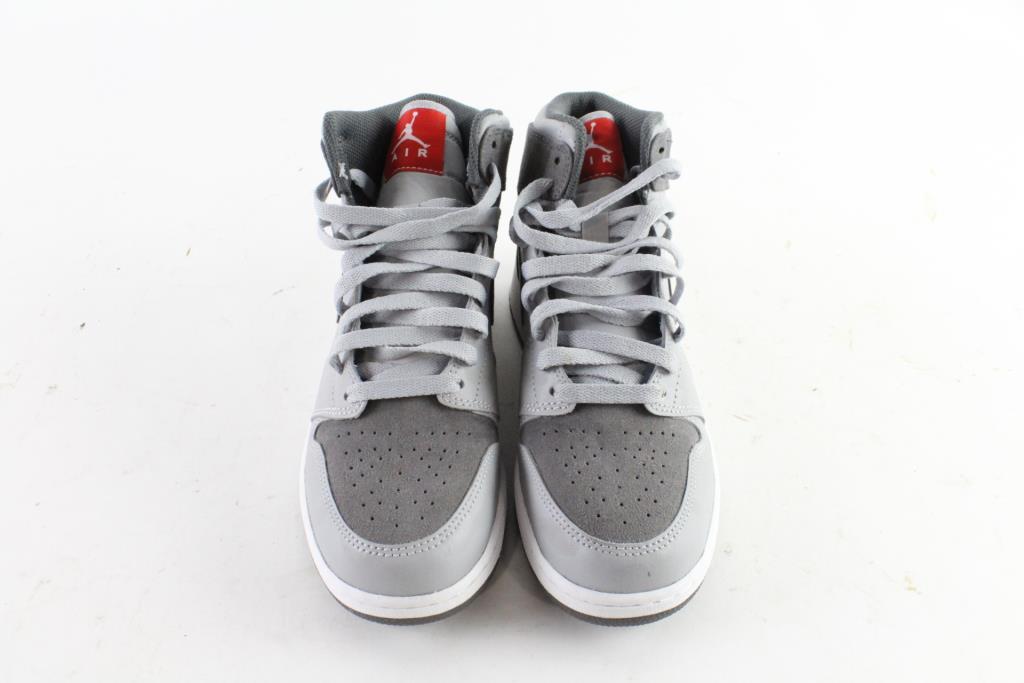 the latest 3fc0f 4ed57 Nike Air Jordan 1 Retro Hi Prem BG Kids Shoes, Size 6.5Y